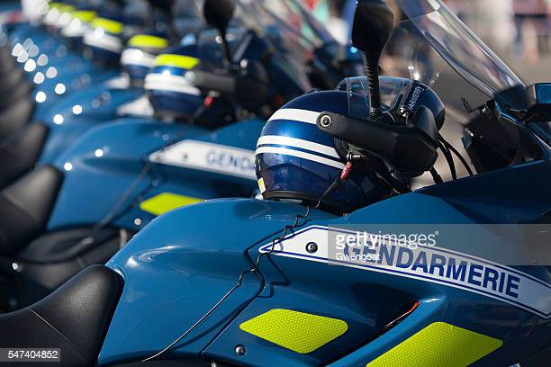 Motorcycles of the Gendarmerie Nationale