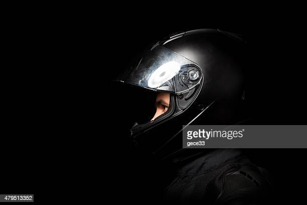 motorcyclist and racer