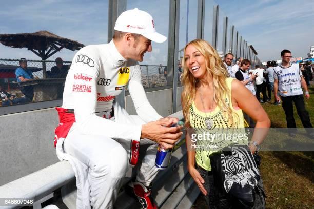 Motorsports / DTM 9 race Zandvoort #2 Timo Scheider mit Loona