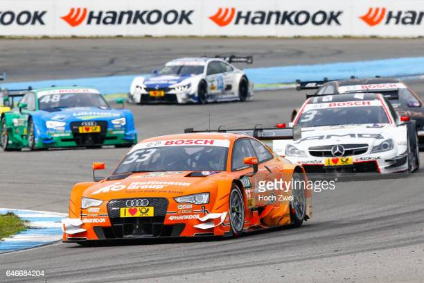 german touring cars championship 1 race Hockenheimring GER Jamie Green