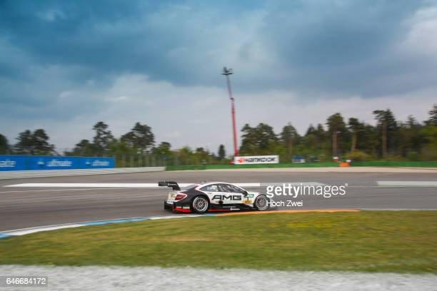 german touring cars championship 1 race Hockenheimring GER Paul Di Resta
