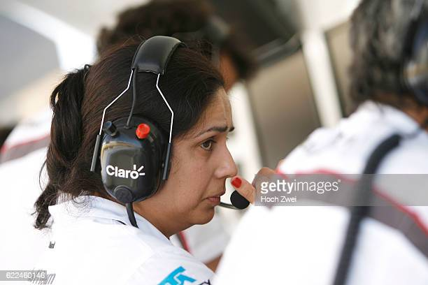 FIA Formula One World Championship 2013 Grand Prix of Hungary Monisha Kaltenborn