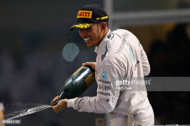 FIA Formula One World Championship 2014 Grand Prix of Abu Dhabi #44 Lewis Hamilton