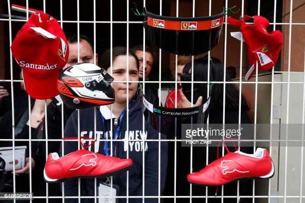 FIA Formula One World Championship 2015 Grand Prix of Monaco fans