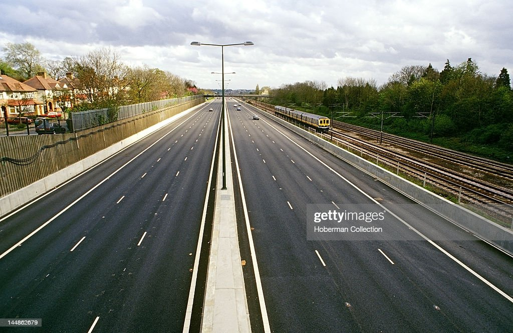M1 Motorway England United Kingdom