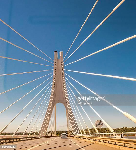Motorway Suspension Bridge, Algarve, Portugal
