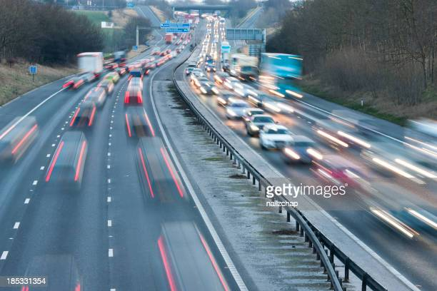 L'autoroute trafic