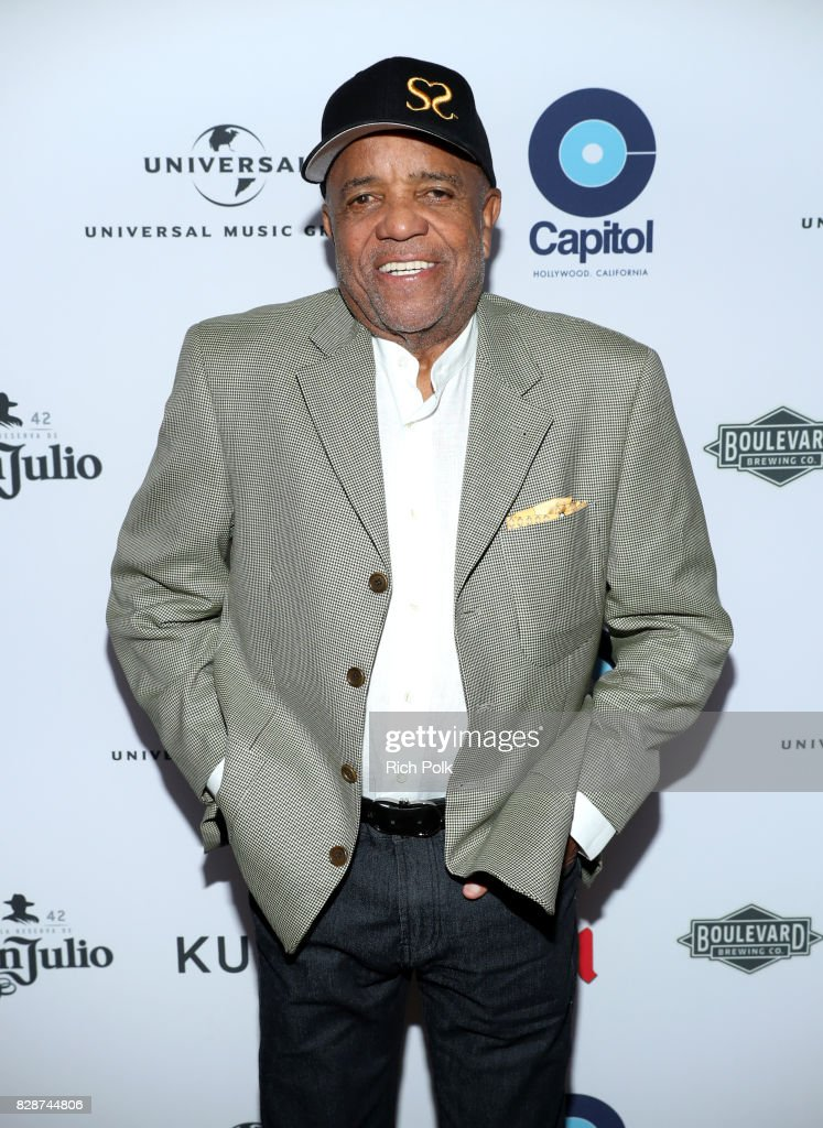 Motown Records Founder Berry Gordy attends Capitol Music Group's Premiere Of New Music And Projects For Industry And Media at ArcLight Cinemas on August 9, 2017 in Hollywood, California.