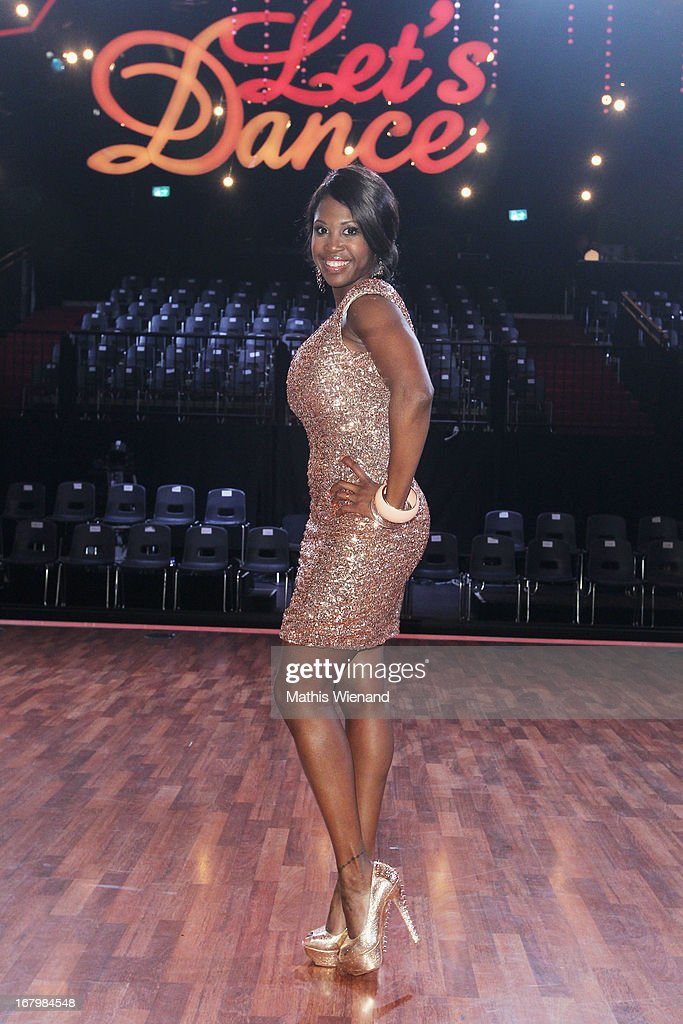 Motsi Mabuse attends the 5th Show of Let's Dance on RTL on May 3, 2013 in Cologne, Germany.