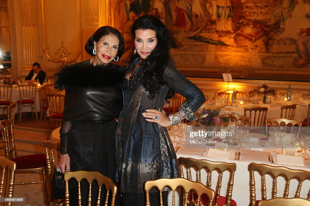 'The Children for Peace' : Gala At Cercle Interallie In Paris
