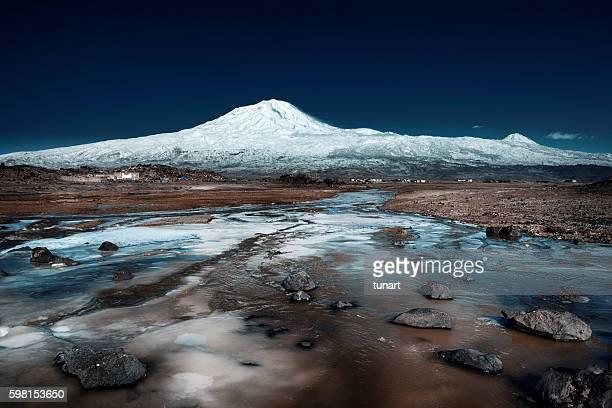 Mount Agri (Ararat), Turkey