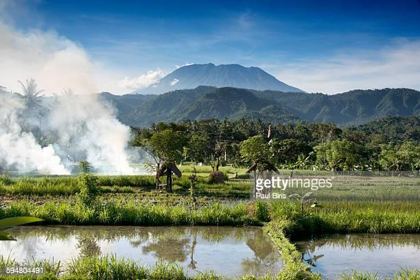 Mount Agung, Bali, Indonesia