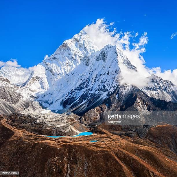 Mount Ama Dablam in Himalayas 79MPix - XXXXL size