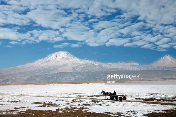 Monte Ararat.