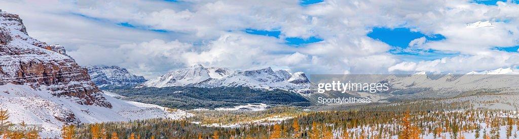 Mount Assiniboine Provincial Park in Canada