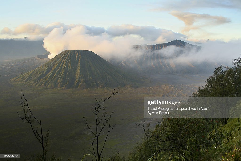 Mount Bromo, EastJava, Indonesia, Sylvain Brajeul : Stock Photo