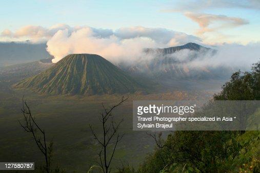 Mount Bromo, EastJava, Indonesia, Sylvain Brajeul : Stock Photo
