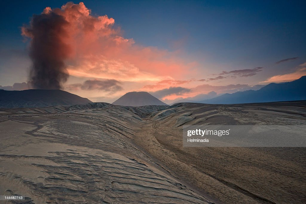 Mount Bromo : Stock Photo
