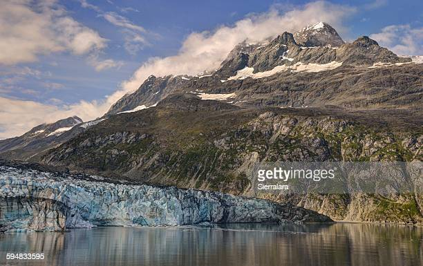 Mount Cooper and Lamplugh Glacier, Glacier Bay National Park, Alaska