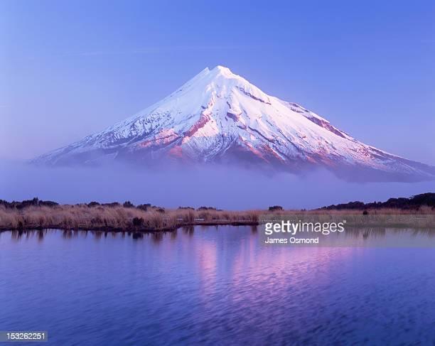 Mount Egmont or Taranaki
