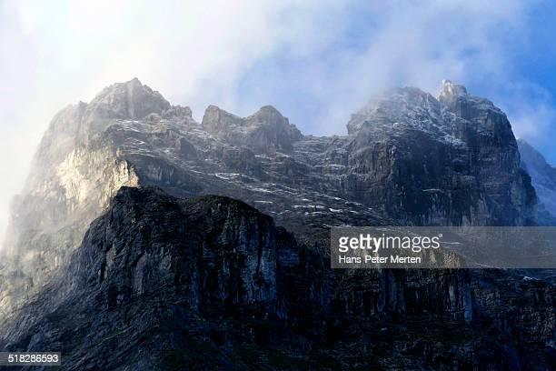 Mount Eiger, Grindelwald, Bernese Alps