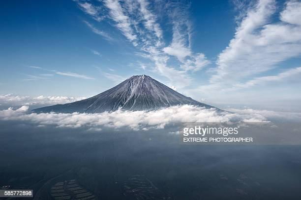 Mount Fuji at Japan