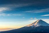 Mount Fuji (富士山 Fujisan?, IPA: