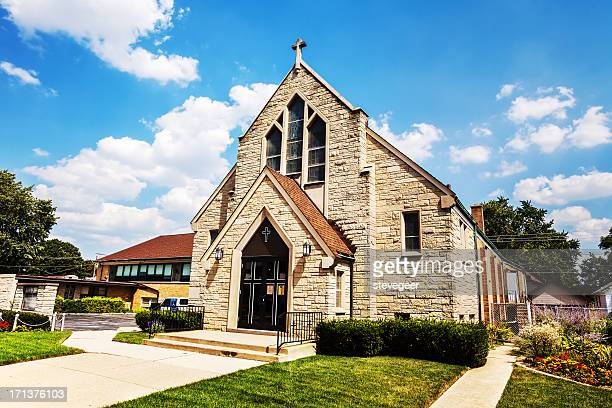 Mount Greenwood Lutheran Church, Chicago