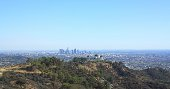 A view of LA from Mount Hollywood