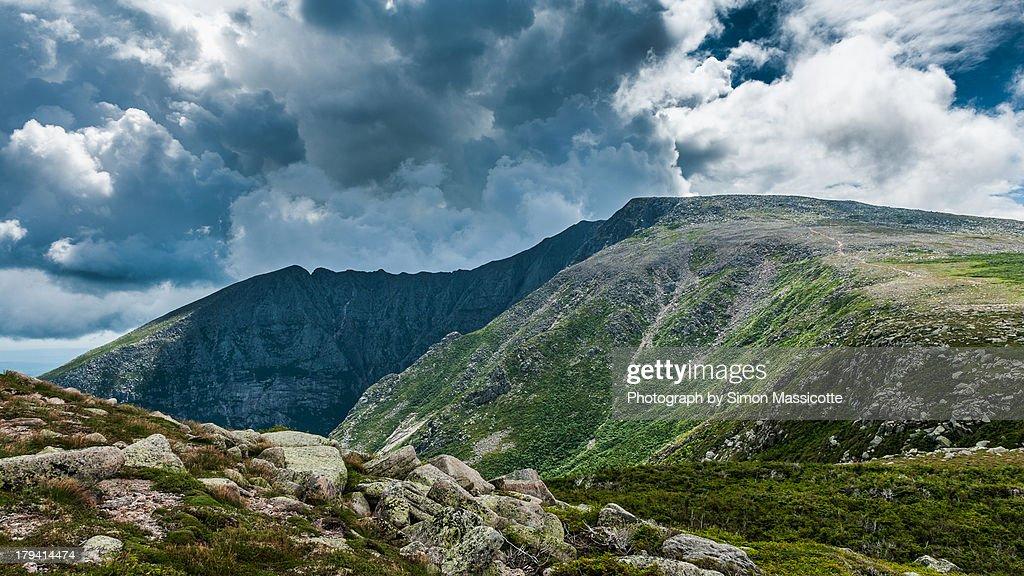 Mount Katahdin : Stock Photo