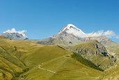 Mount Kazbek - Georgia
