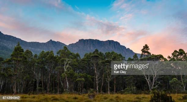 Mount Massif at Sunset
