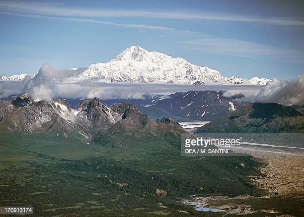 Mount McKinley Denali National Park and Preserve Alaska United States of America