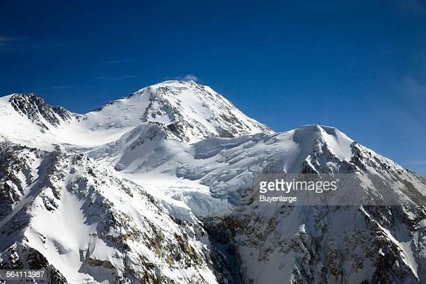Mount McKinley in Denali National Park Alaska