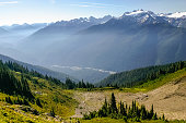 Mount Olympus from the High Divide