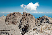 Mount Olympus - Home of the Olympian Gods