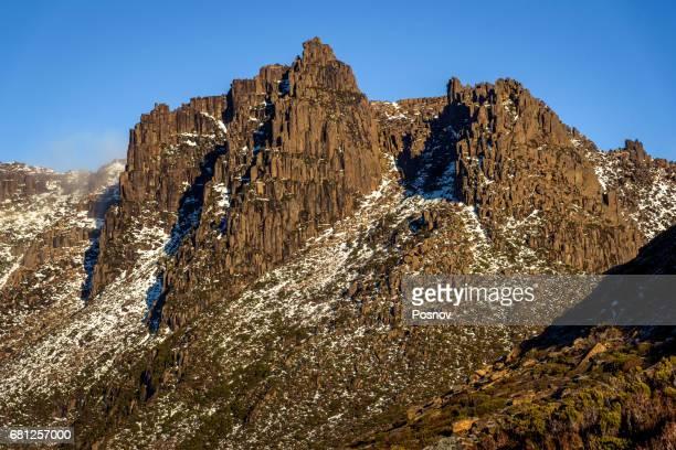 Mount Ossa, highest Tasmania Peak.