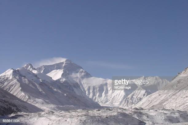 Mount Qomolangma