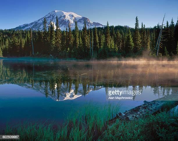 Mount Rainier Reflection Lake