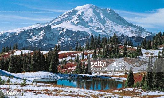 Mount Rainier - Washington State