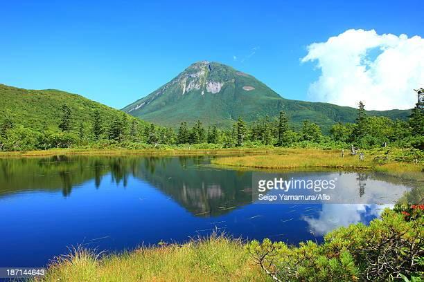 Mount Rausu, Hokkaido