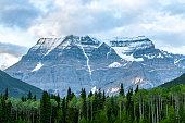 Mount Robson, Highest peak in Canadian Rockies