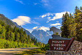 Mount Robson Provincial Park is a vast provincial park in the Canadian Rockies