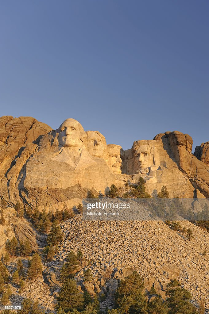 Mount Rushmore National Memorial : Stock Photo