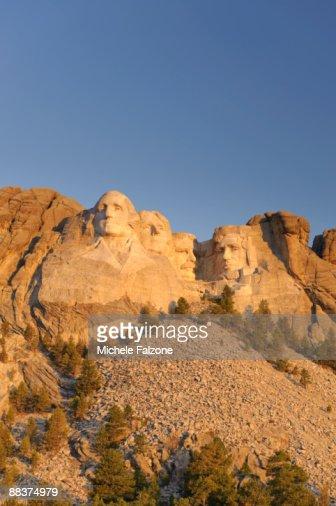 Mount Rushmore National Memorial : Stock Photo
