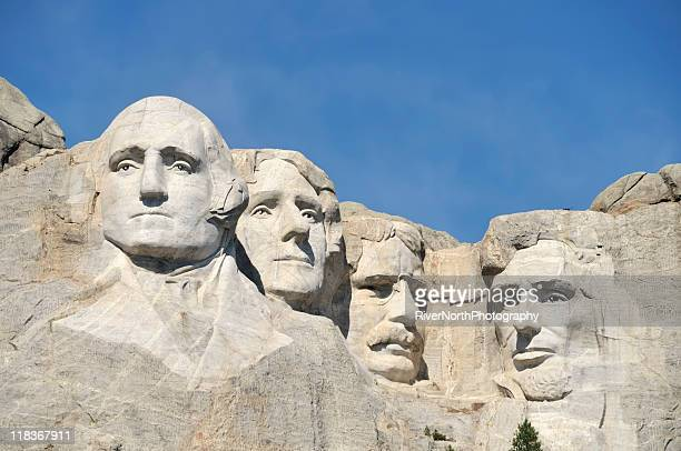 Monument National du Mont Rushmore