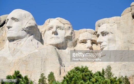 実装 Rushmore 国定公園