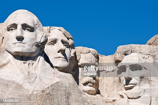Mount Rushmore National Monument, South Dakota