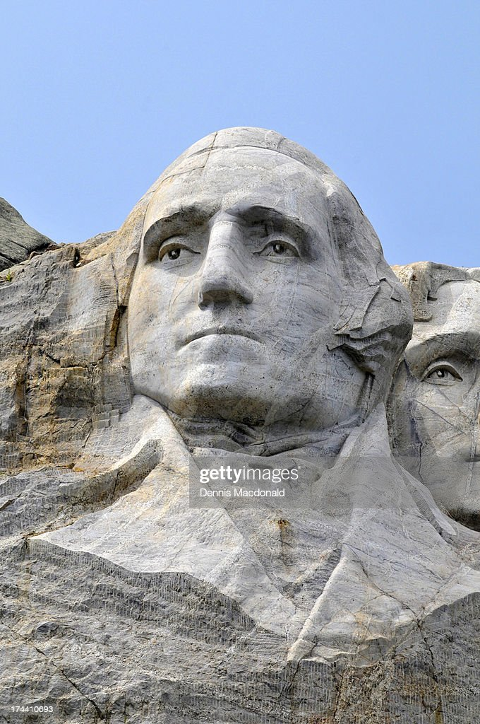 Mount Rushmore National Park : Stock Photo