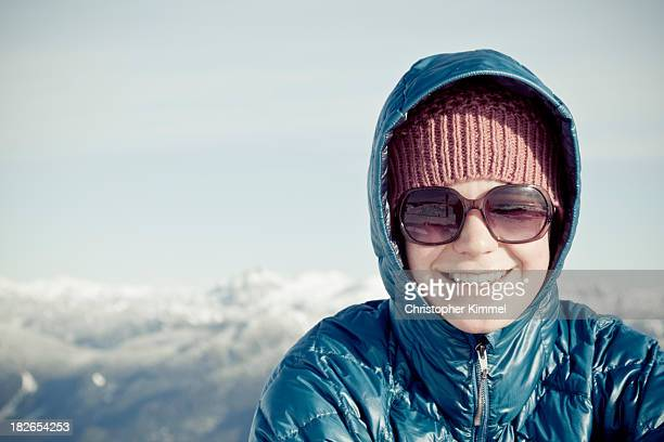 Mount Seymour Snowshoe.